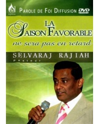 La saison favorable de Dieu...