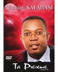Ta présence - DVD