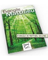 10 Evangiles de Matthieu