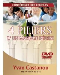 4 Piliers d'un mariage réussi