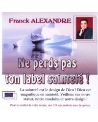 Ne perds pas ton label...