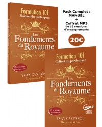 Pack Fondements du Royaume...