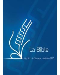 Bible du Semeur, bleue