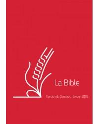 Bible du Semeur, rouge