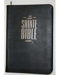 Bible souple, noire ,...