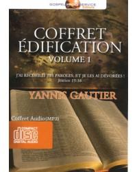 Coffret édification - volume 1