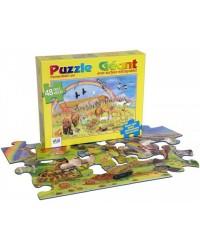 Puzzle géant