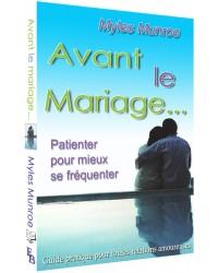 Avant le Mariage...