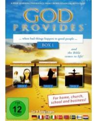 God provides (Dieu...