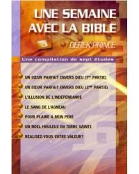 Une semaine avec la Bible...