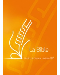 Bible du Semeur, orange