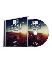 CD Tu es grand - Louange Live