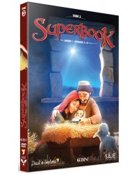 Superbook - Saison 1 Ep. 7 à 9