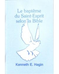 Le baptême du St Esprit...