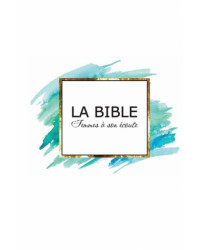 BIBLE FEMME A SON ECOUTE...