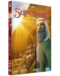 Superbook tome 7, saison 2...
