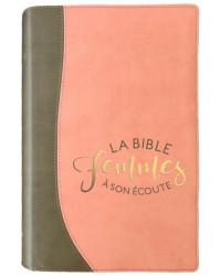 BIBLE FEMMES A SON ECOUTE...