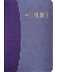 Bible texte confort, souple...