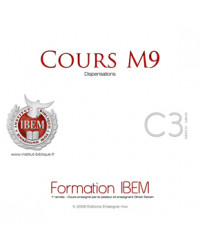 Cours 26: Dispensations