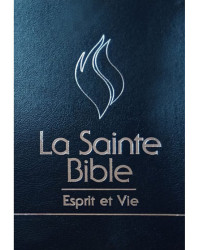 Bible Esprit et Vie Deluxe...