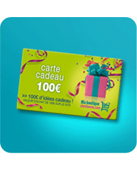Carte cadeau - Bon de 100 €