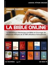 La Bible Online® Premium 2006