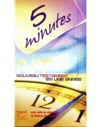 Le Nouveau Testament 5 Minutes