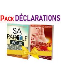 Pack Déclarations