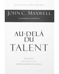 Au-delà du talent
