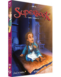 Superbook Saison 3 tome 10