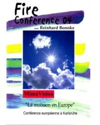 La moisson en Europe