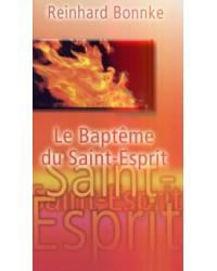 Le baptême du Saint Esprit