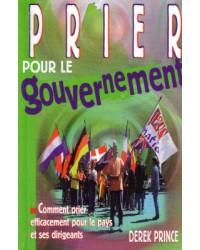 Prier pour le gouvernement