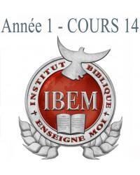 Cours 14 : Prière 2